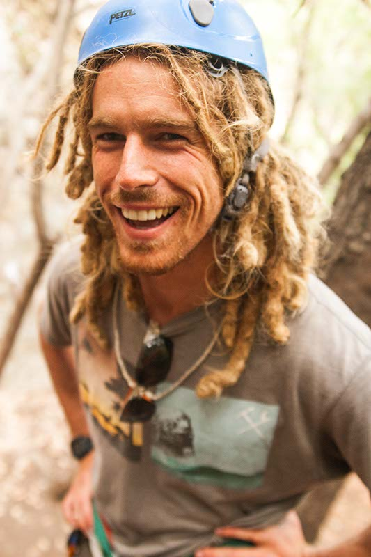 Quinn Carson  Founder, instructor and guide