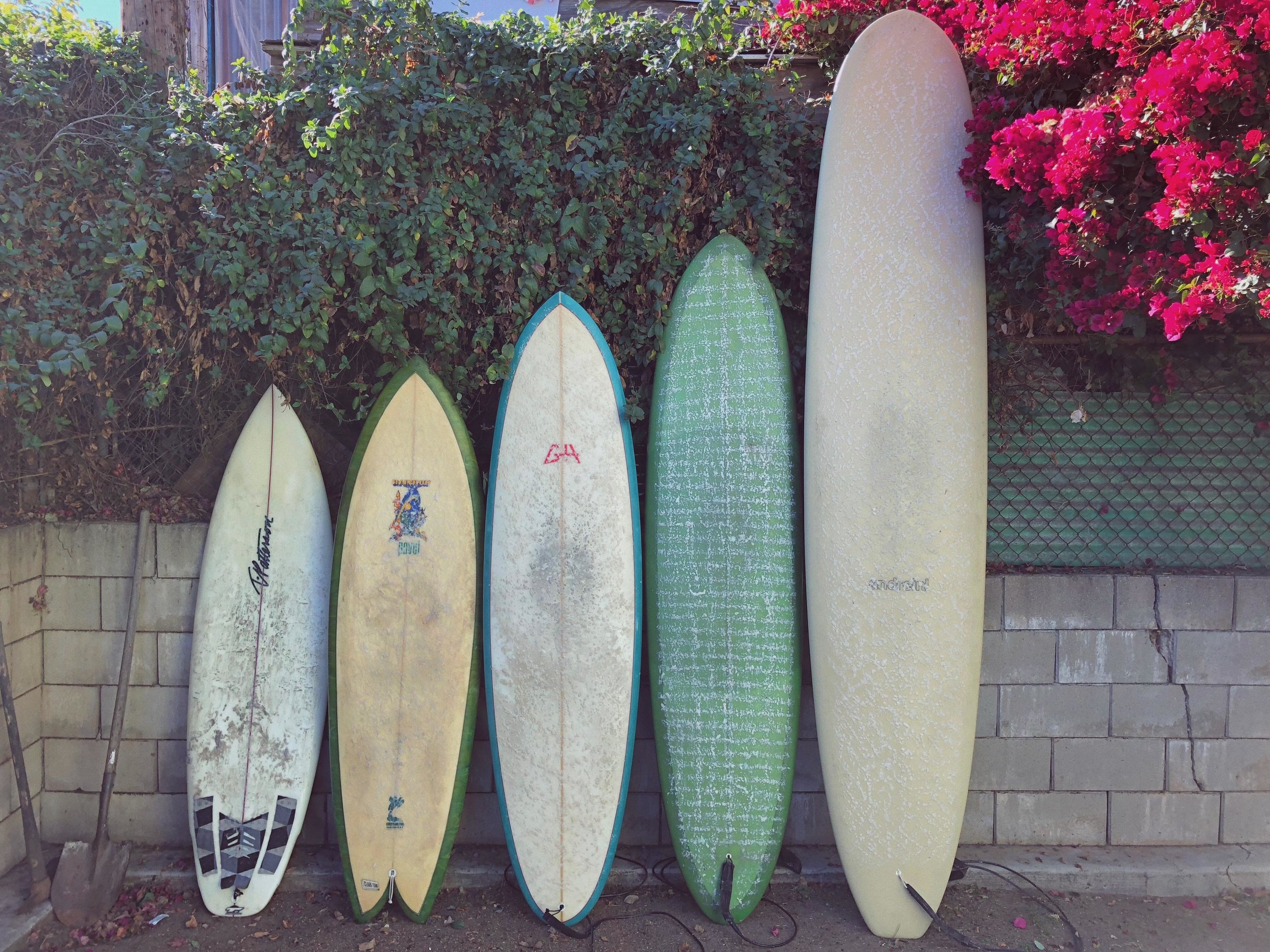 You don't need all five boards but you might one day want them.