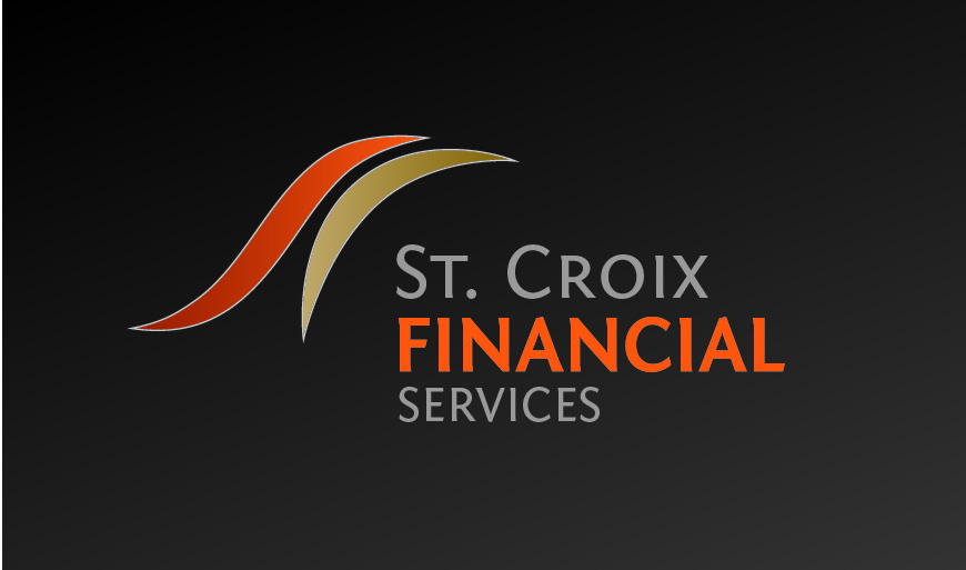 New 2014 St. Croix Financial Services Logo & Branding