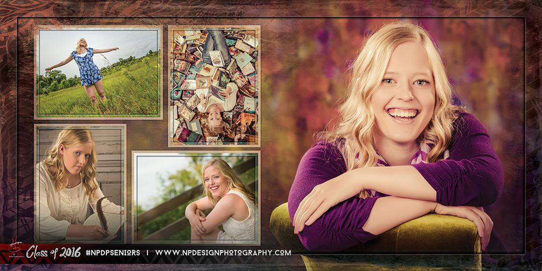 Caroline's Wall Collage