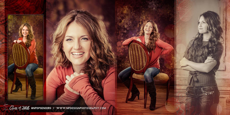 Senior Pictures Album