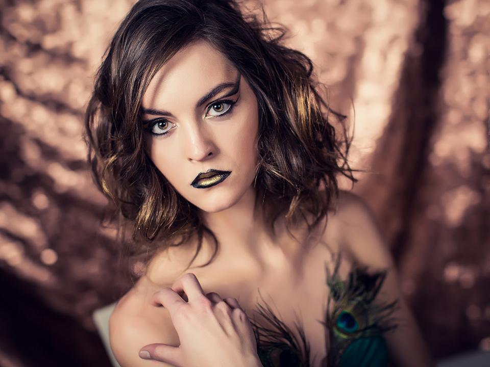 Hair and Make Up by Jenna Cagle