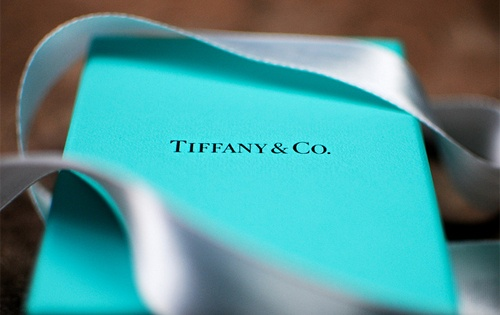 There's something very special about a gift from  Tiffany's .
