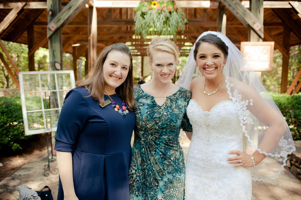 Wedding Planner Ann Marie of  Tres Beau Weddings  featured here by  Allison Lewis Photography