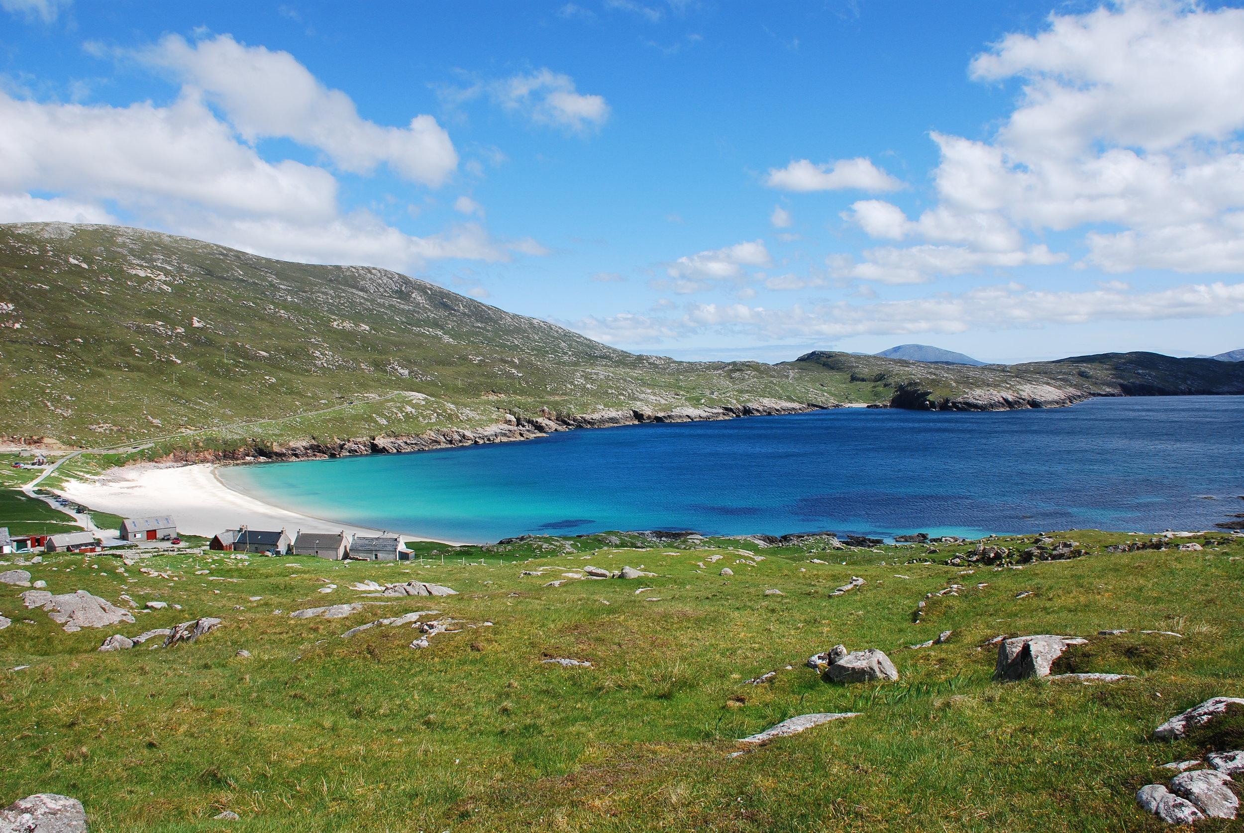 Isle of Harris by Mark Hutton
