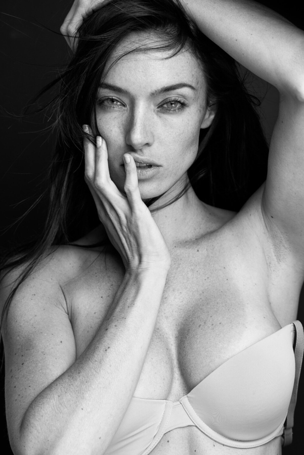 A test with lovely Cassi Colvin