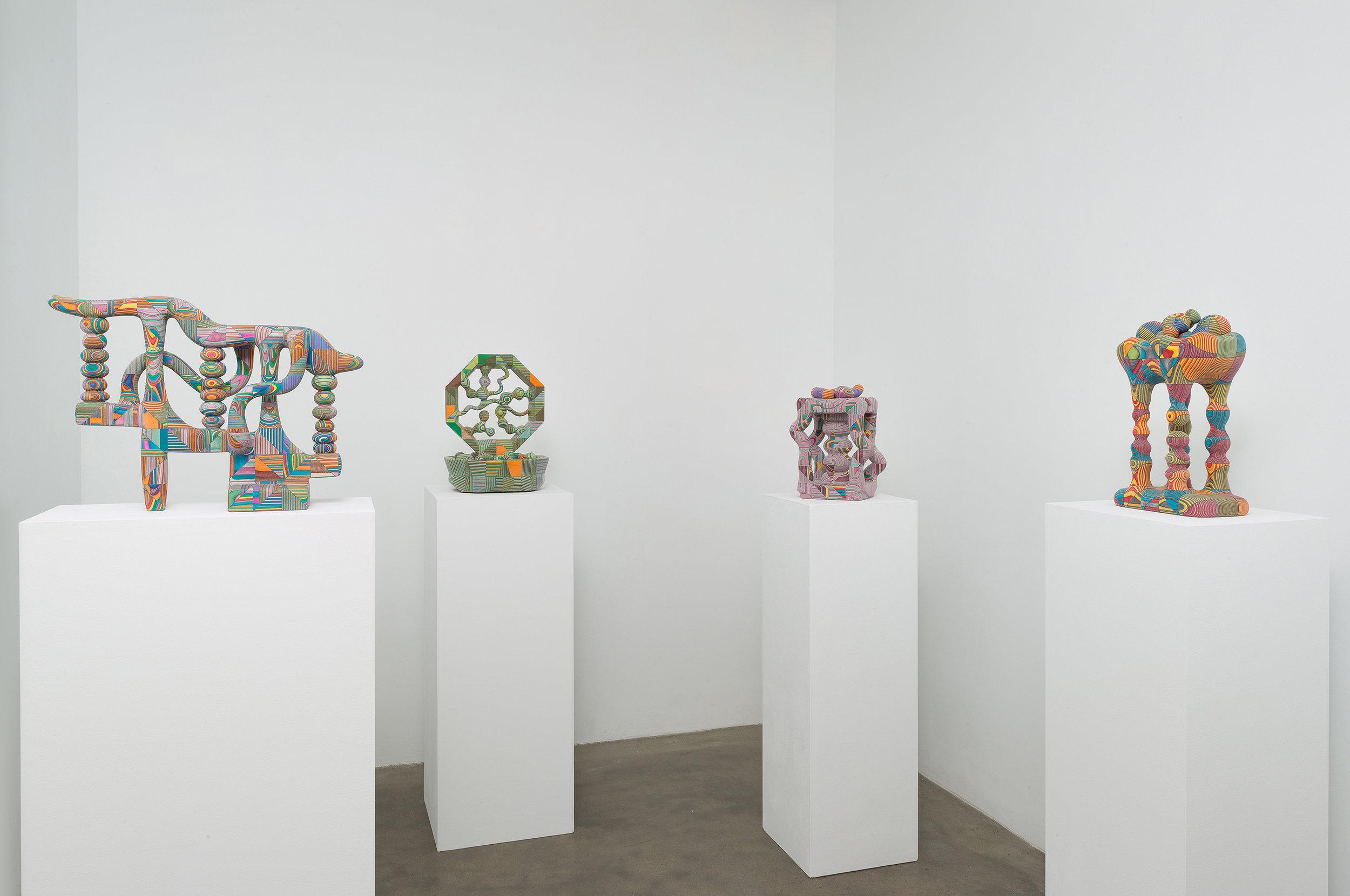 Installation view: Bayne Peterson,  Still Life