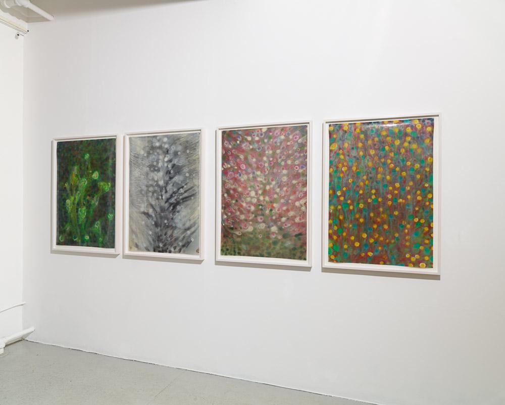 Giacinto Occhionero: Dot Series, 2014