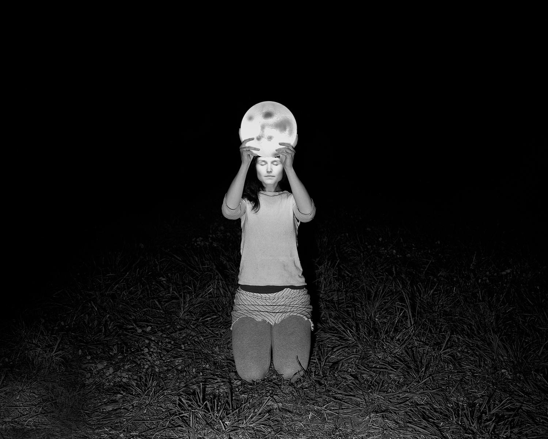 Scott Alario, Marguerite and Plastic Moon, 2012