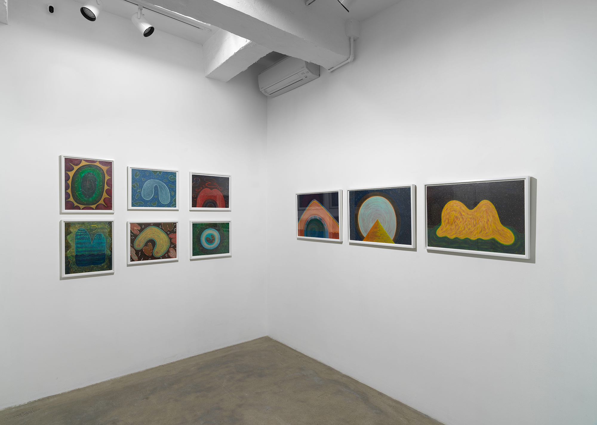 Ping Zheng: In the SkyNovember 1 - December 20 -