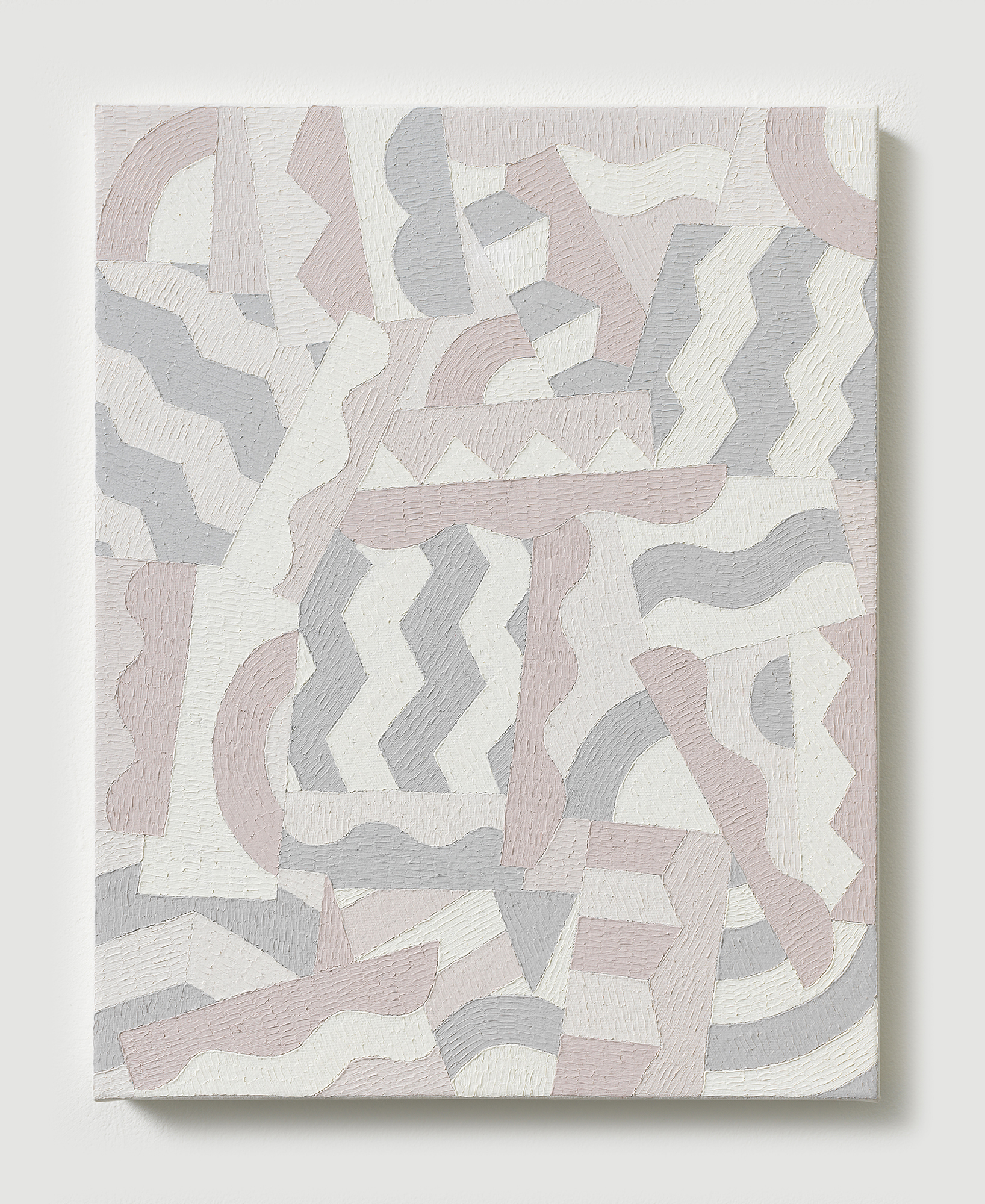 Timothy Hull, Untitled Hellenism Polychrome 3, 2019
