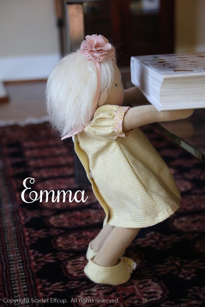 Emma's story .