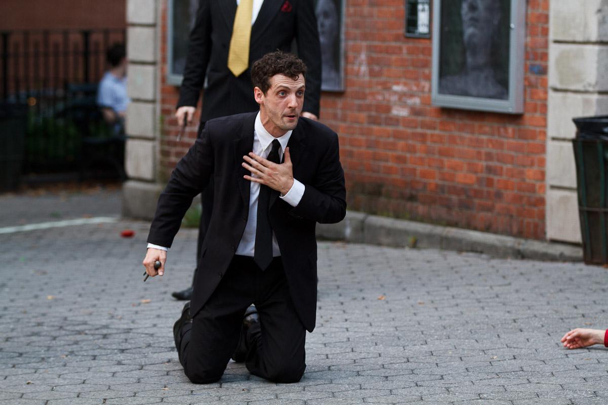 Joby Earle as Brutus