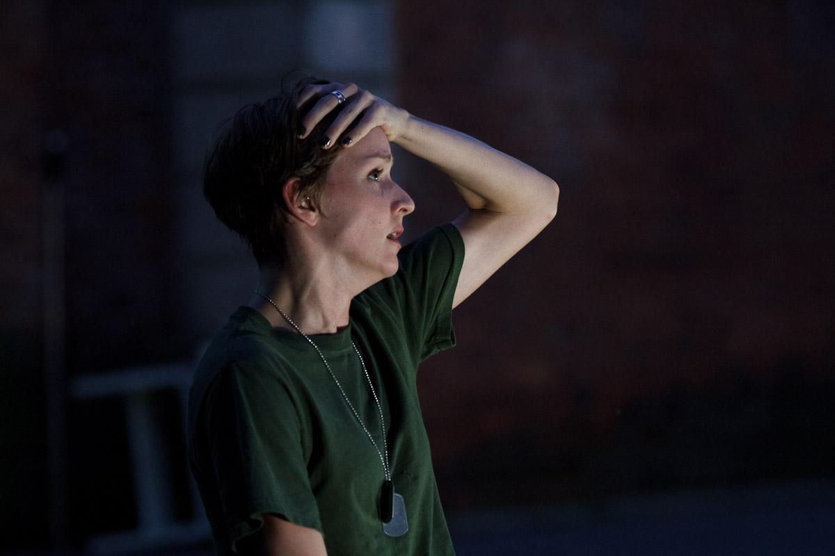 Mary Cavett as Trebonius