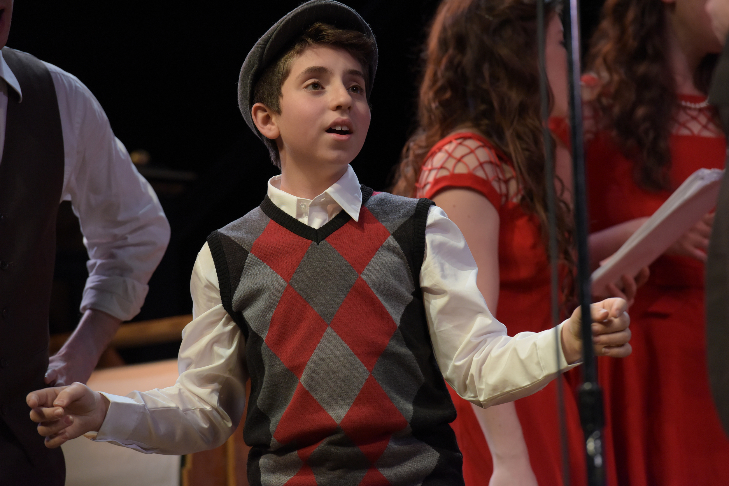 Charlie Kravits as Tiny Tim