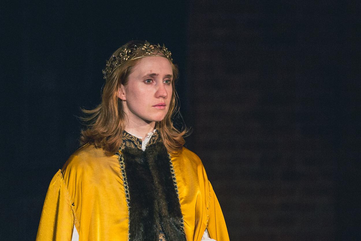 Hannah Sloat as Hal