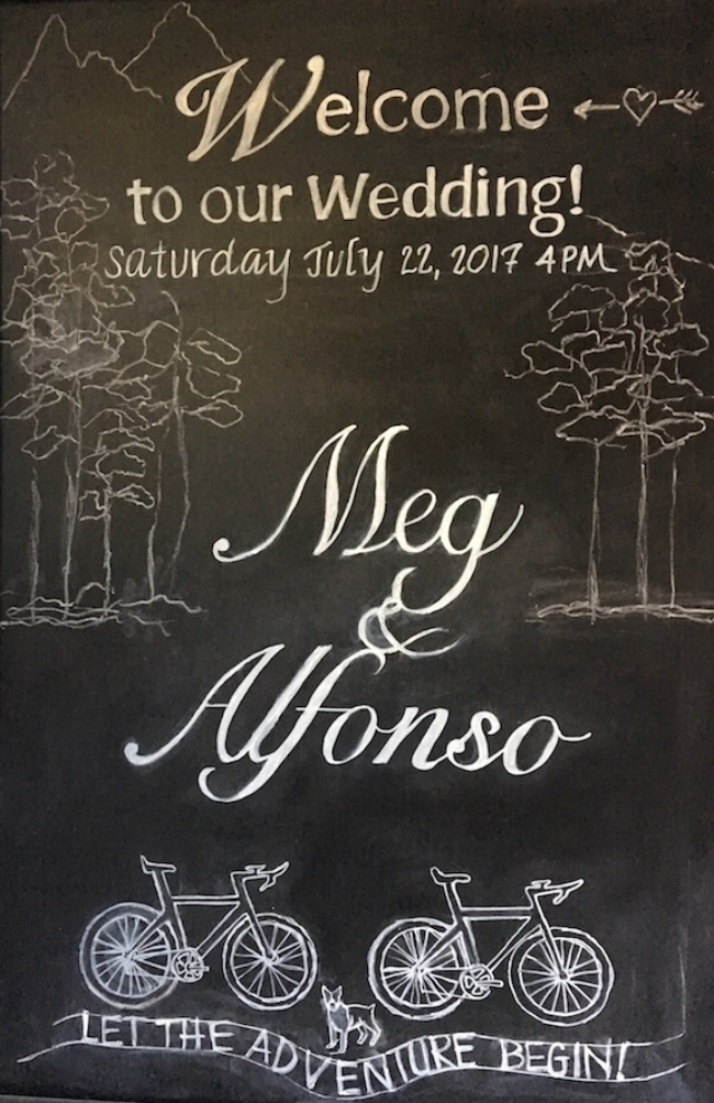 chalkboard wedding welcome.jpg