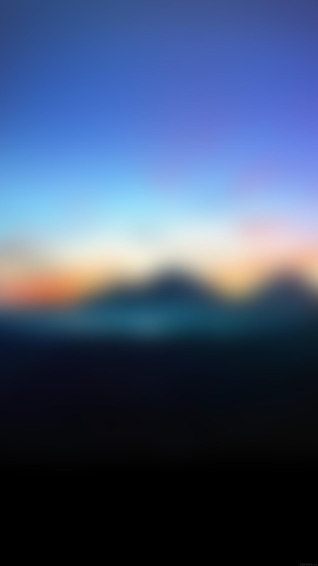 Mountain-Sunrise-Gradation-Blur-iphone-6-wallpaper-ilikewallpaper_com.jpg