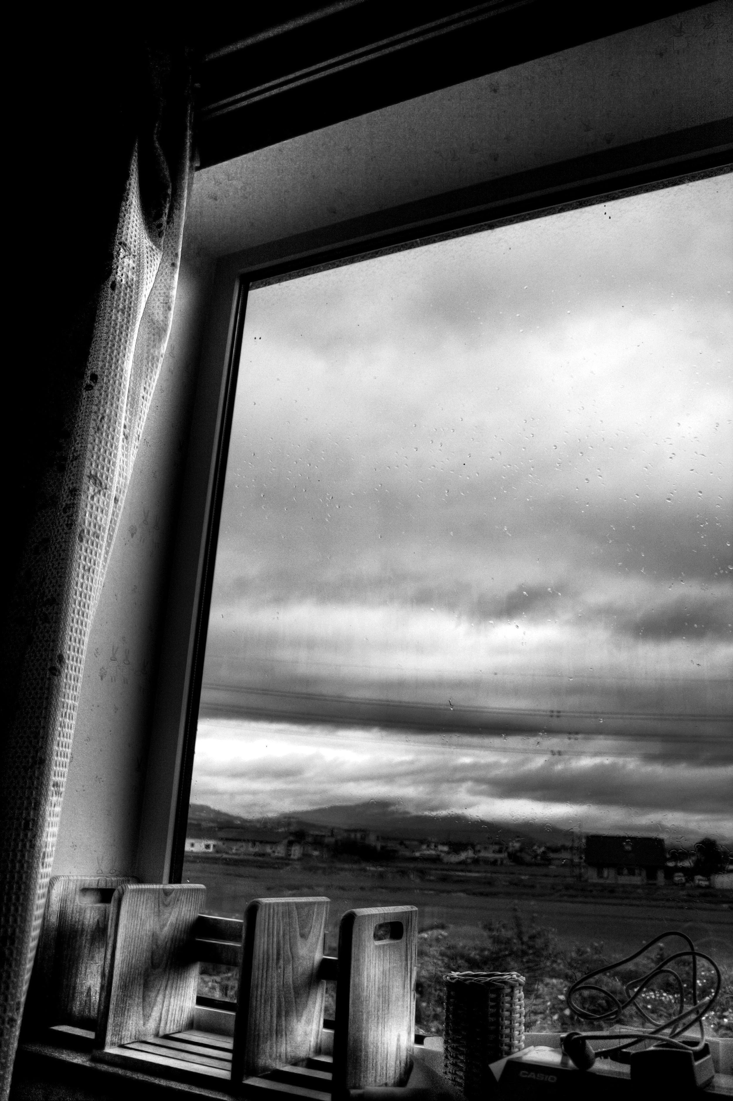 Through The Window (Kunebetsu, Hokkaido)