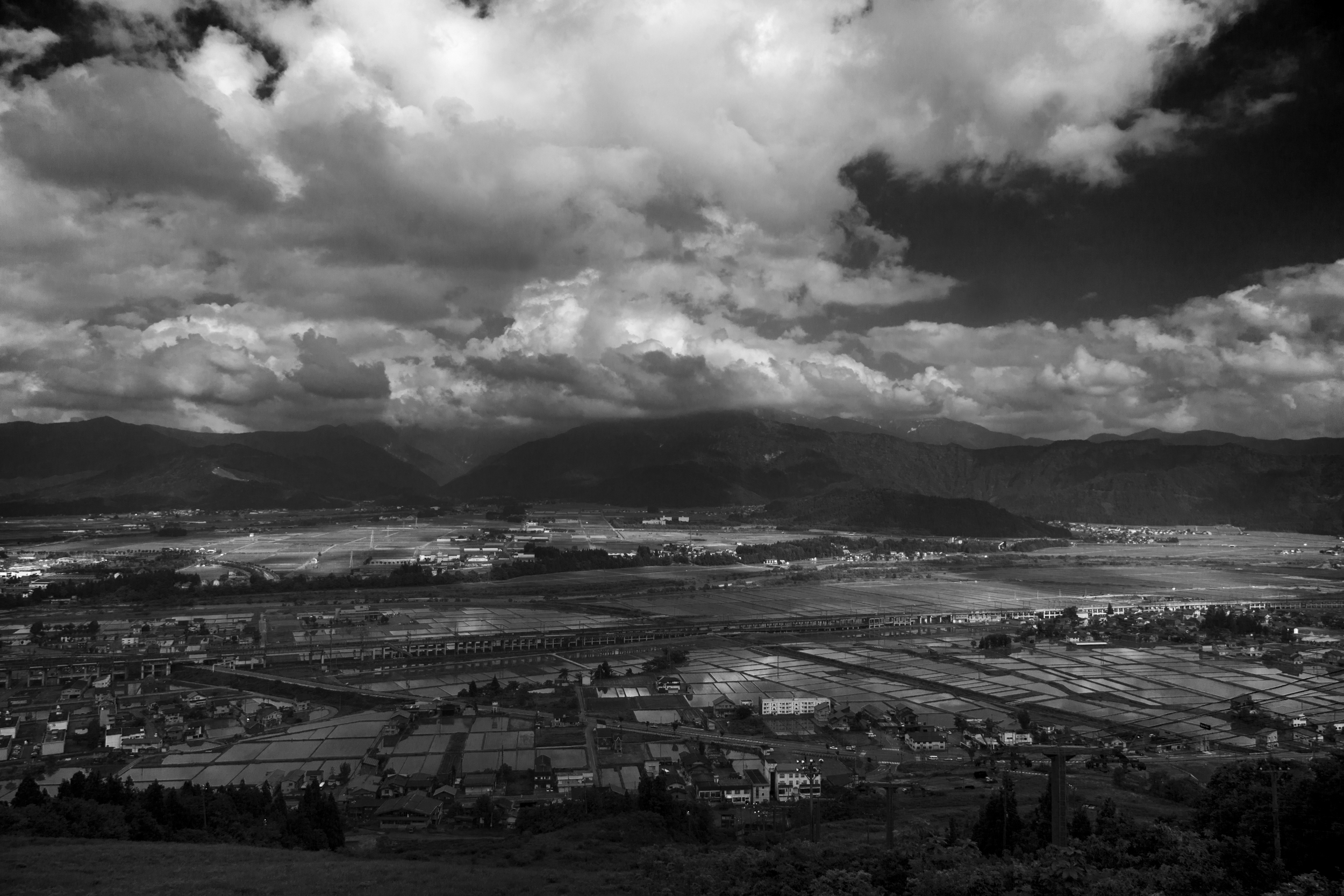 Urasa From Above (Urasa, Niigata)