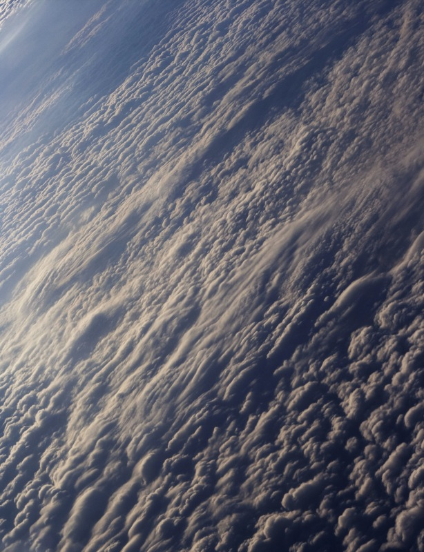 Rising Above The Typhoon (Pacific Ocean)