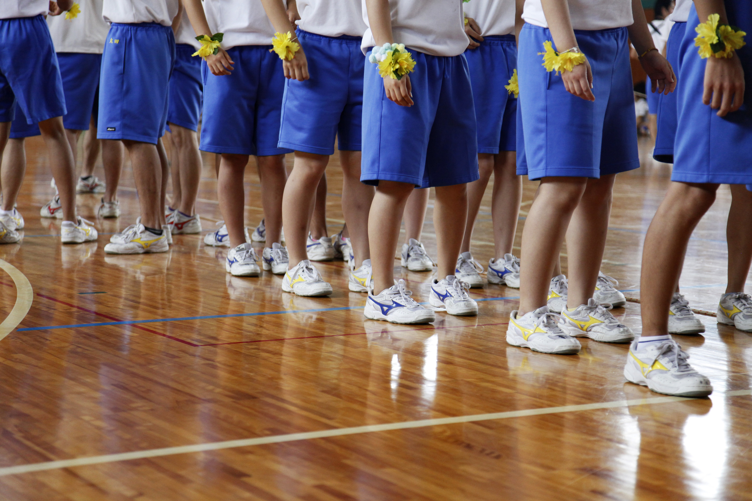 It's Sports Day (Urasa, Niigata)