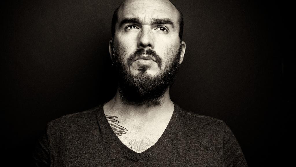 Antoine Thisdale - Self Portrait.