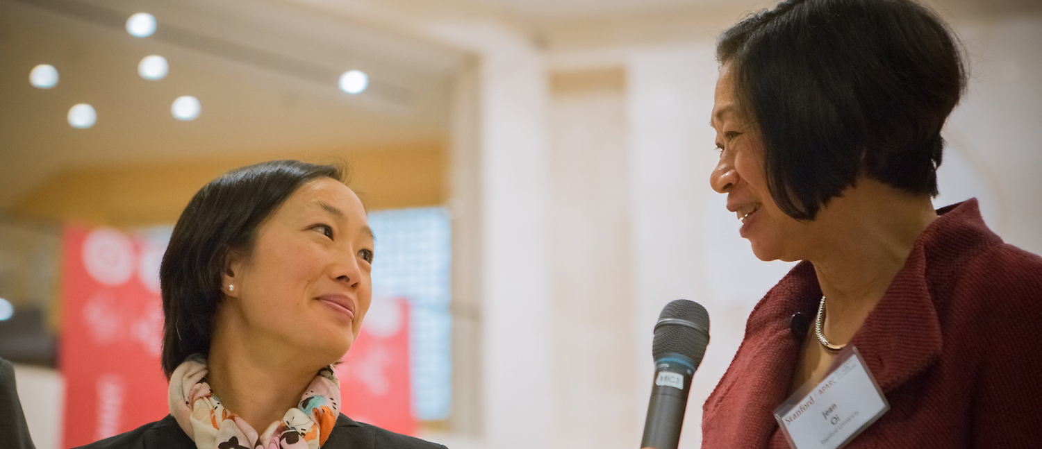 FACES, true to its mission, has forged lasting relationships amongst the next generation of U.S.-China leaders, who will come to shape global relations between the two countries – in areas varying from politics, to technology, and business.    -- Jean Oi, Founding Director, Stanford China Program