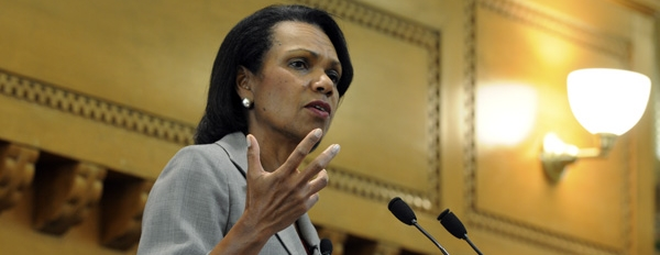 This organization is playing an important role in promoting mutual understanding between the two countries' youth.    — Condoleezza Rice, Secretary of State