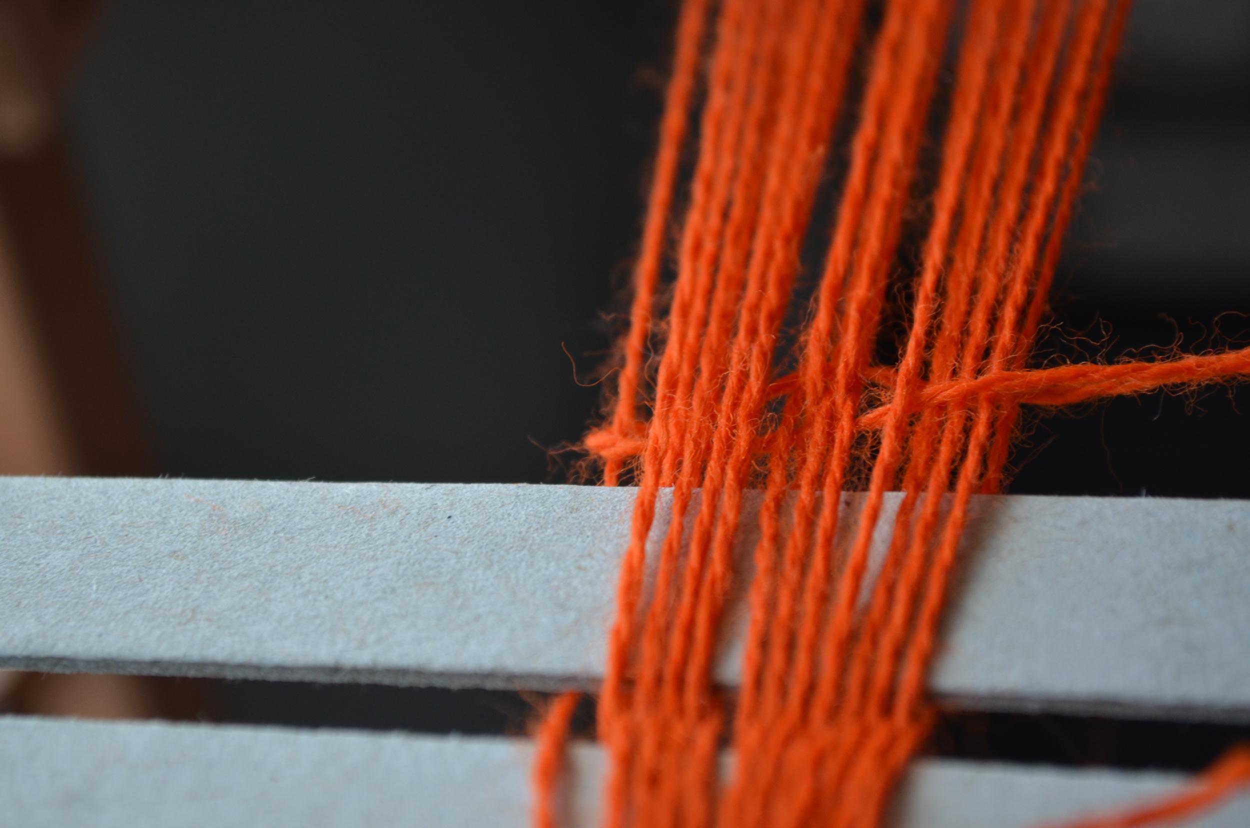 orange warp / warporweft.com