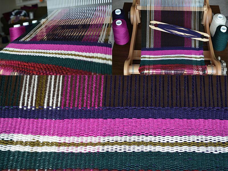 New Warp / knitters loom / warp or weft / warporweft.com