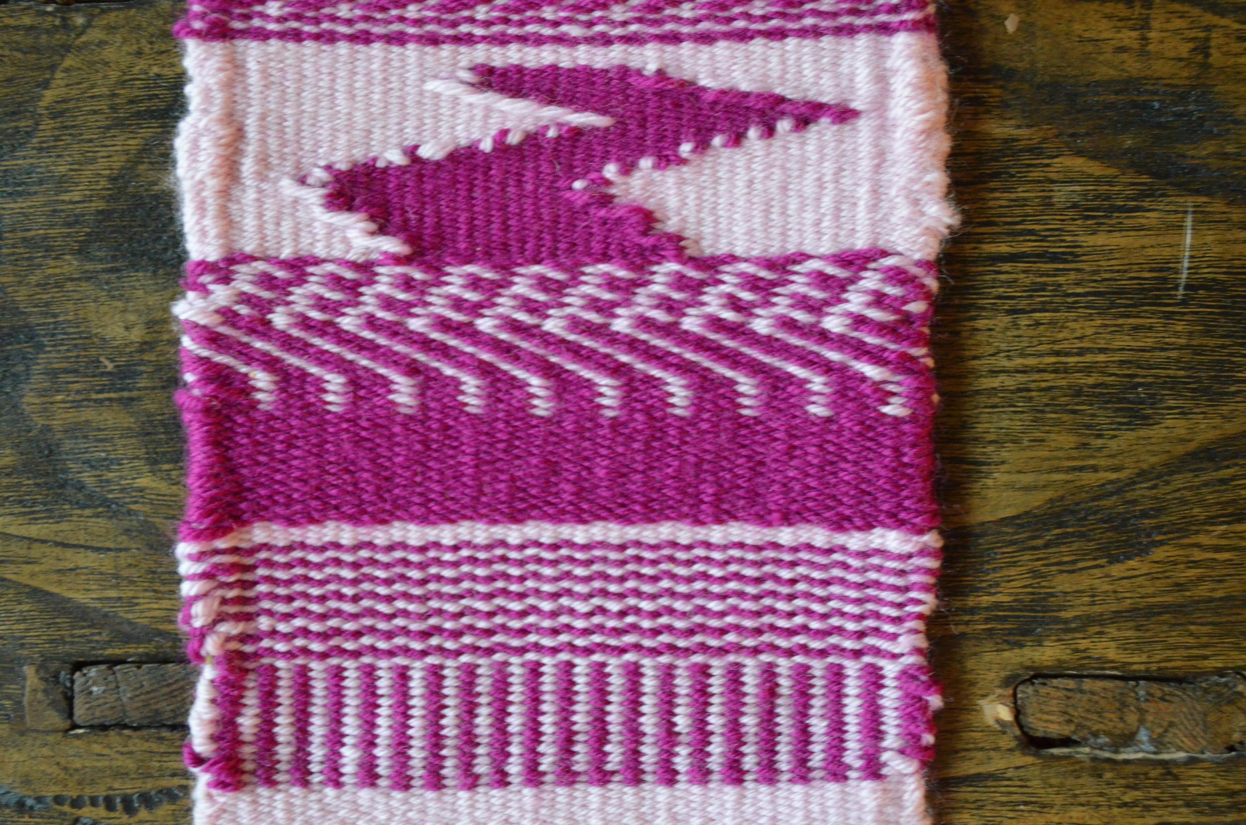 carpet weave / warporweft.com