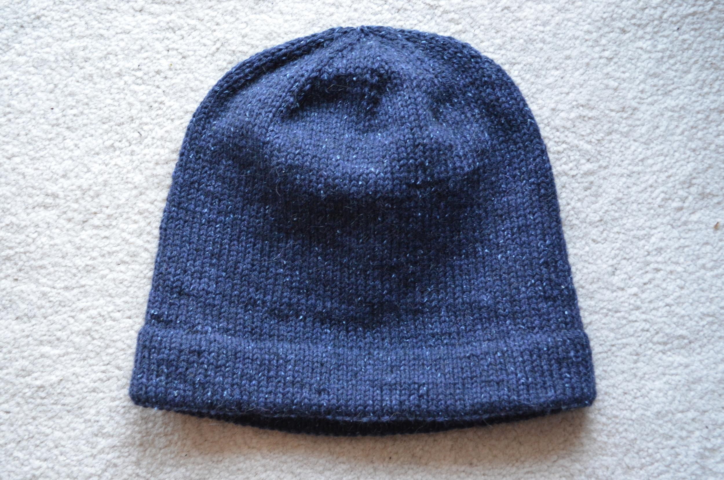 Men's Hat Pattern / warporweft.com