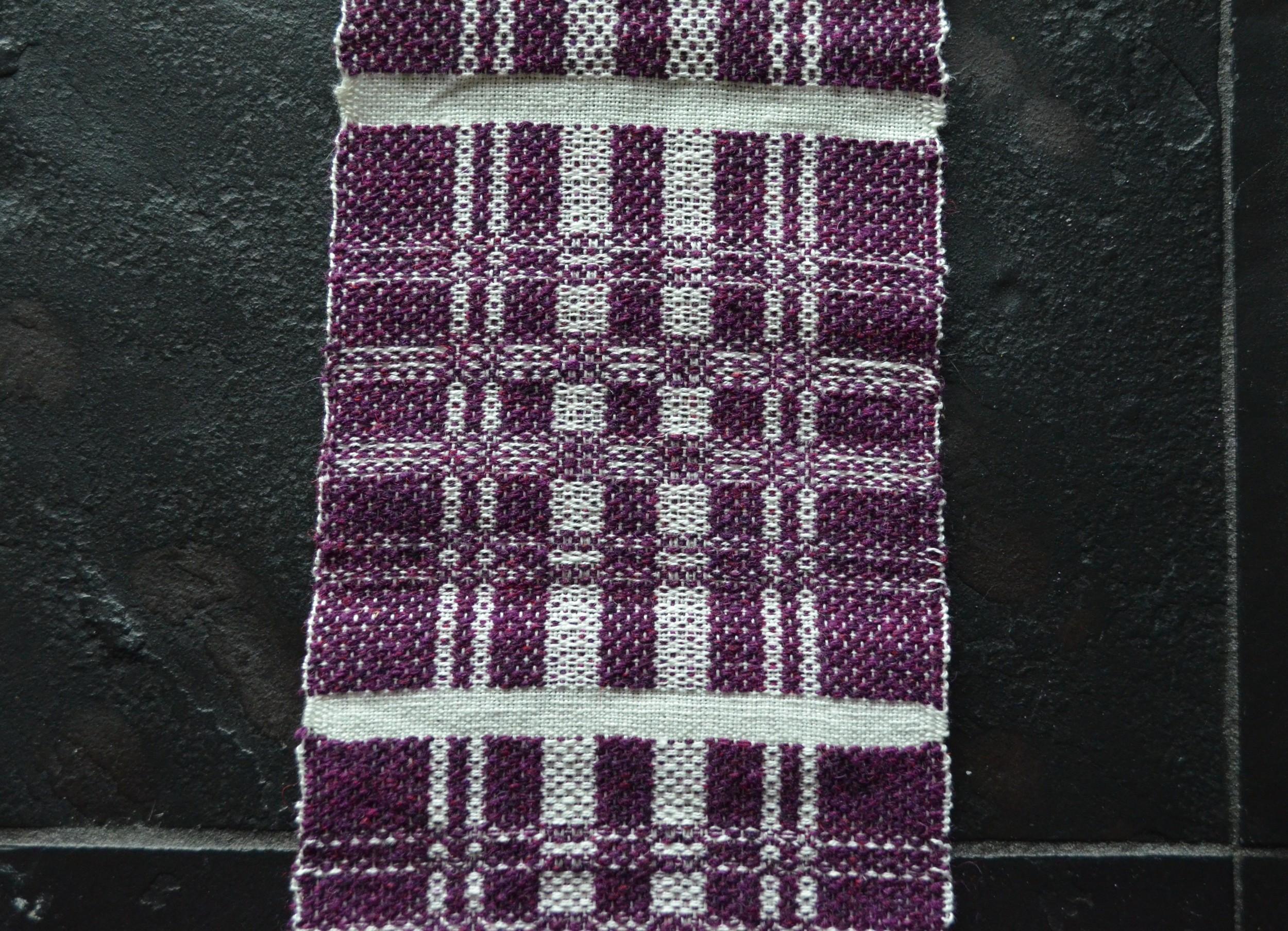summer and winter weaving / warporweft.com