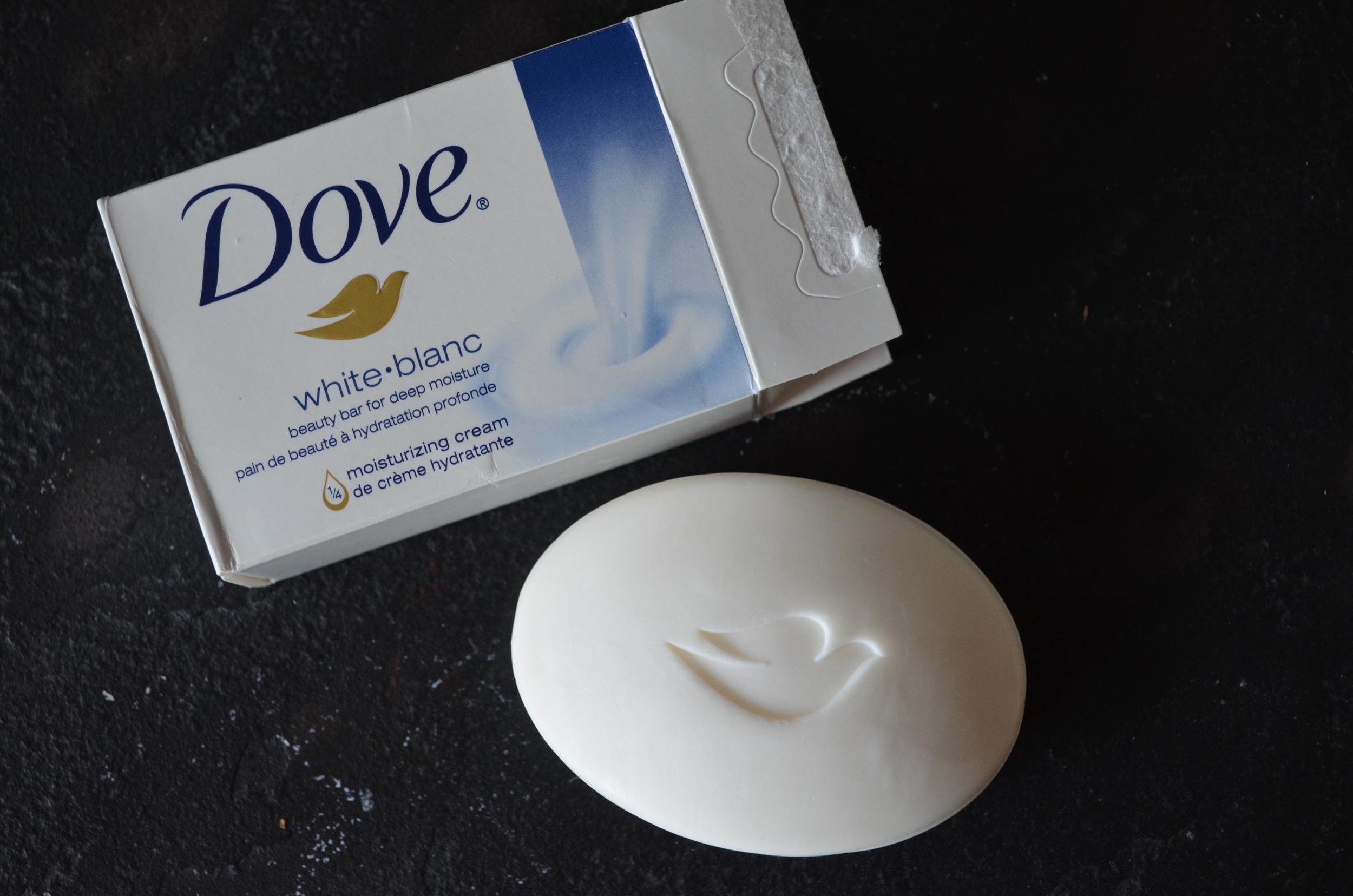 Dove makes yarn smell nice / warporweft.com