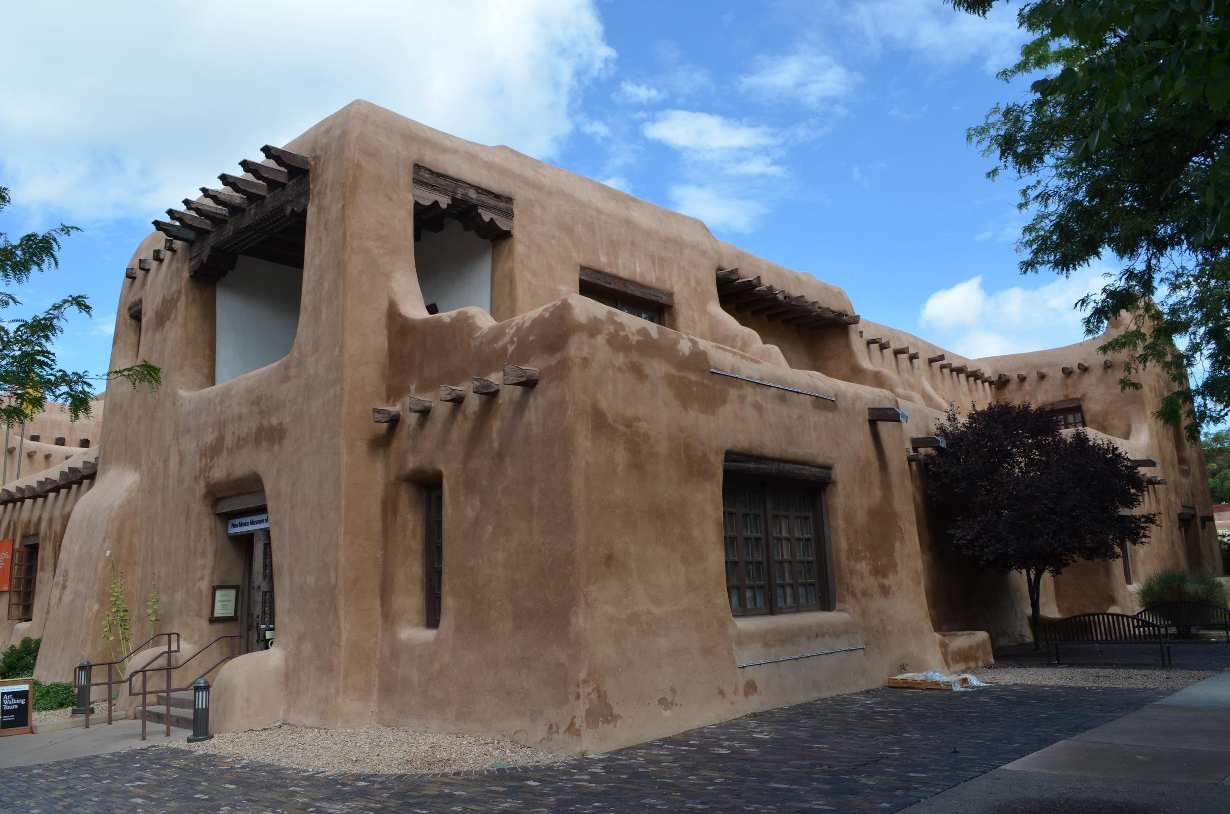 Santa Fe, New Mexico / warporweft.com