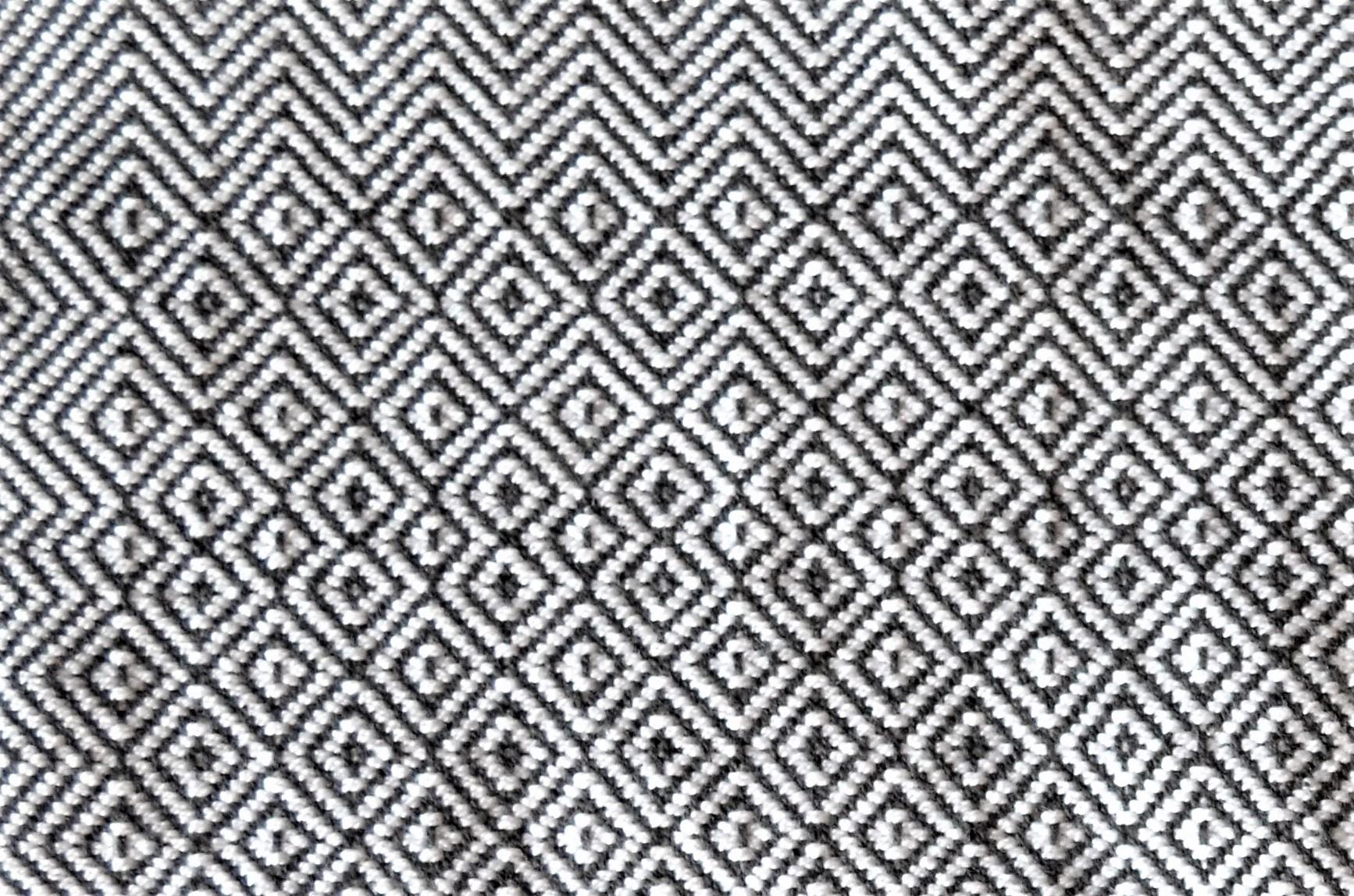 landis valley linen weaving in cotton / warporweft.com