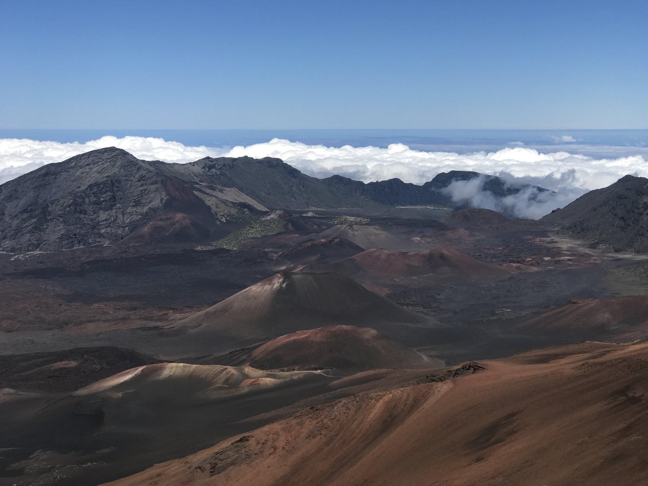 Haleakala Crater / warporweft.com