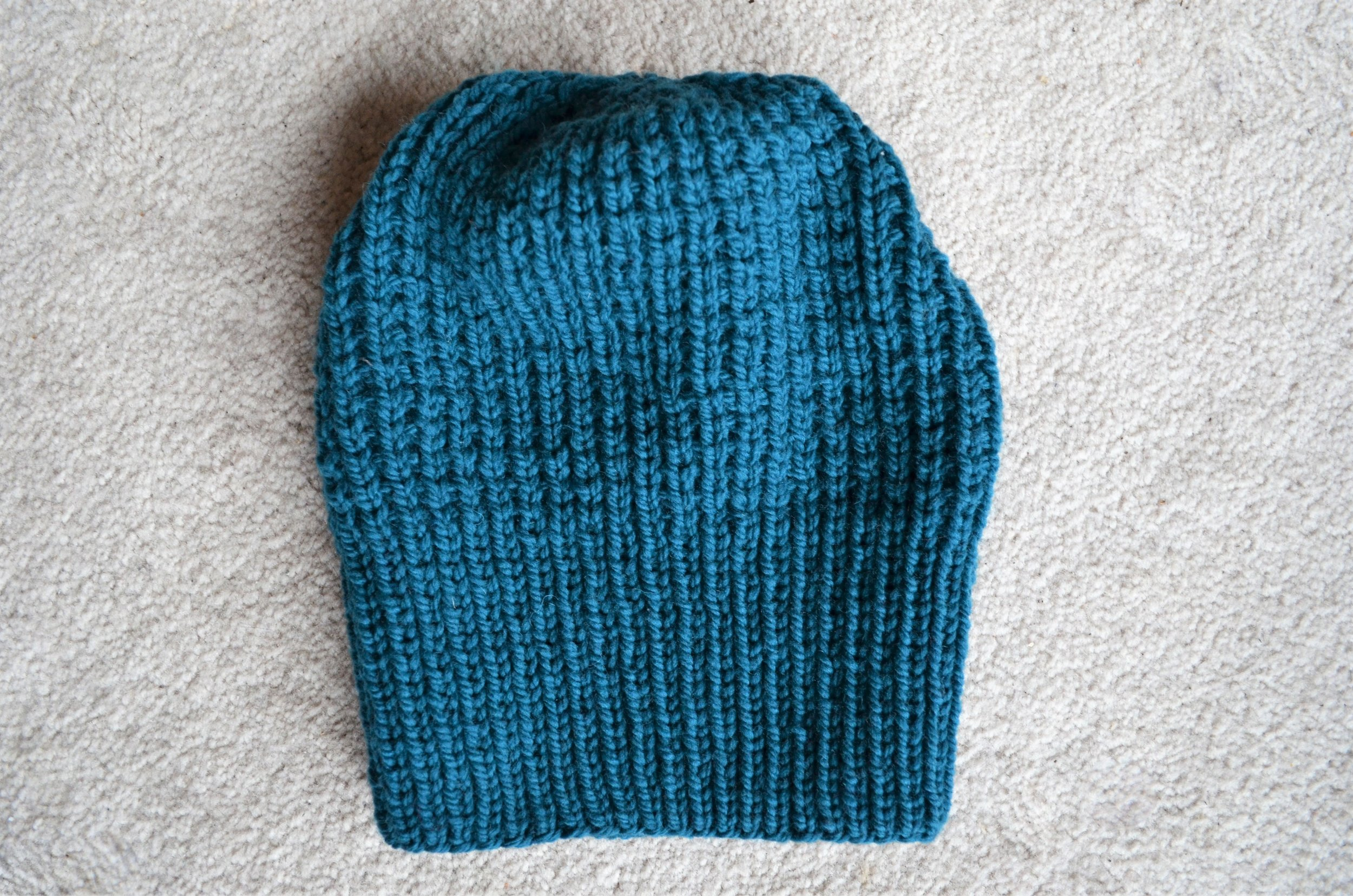 sparkle slouchy hat 3 / warporweft
