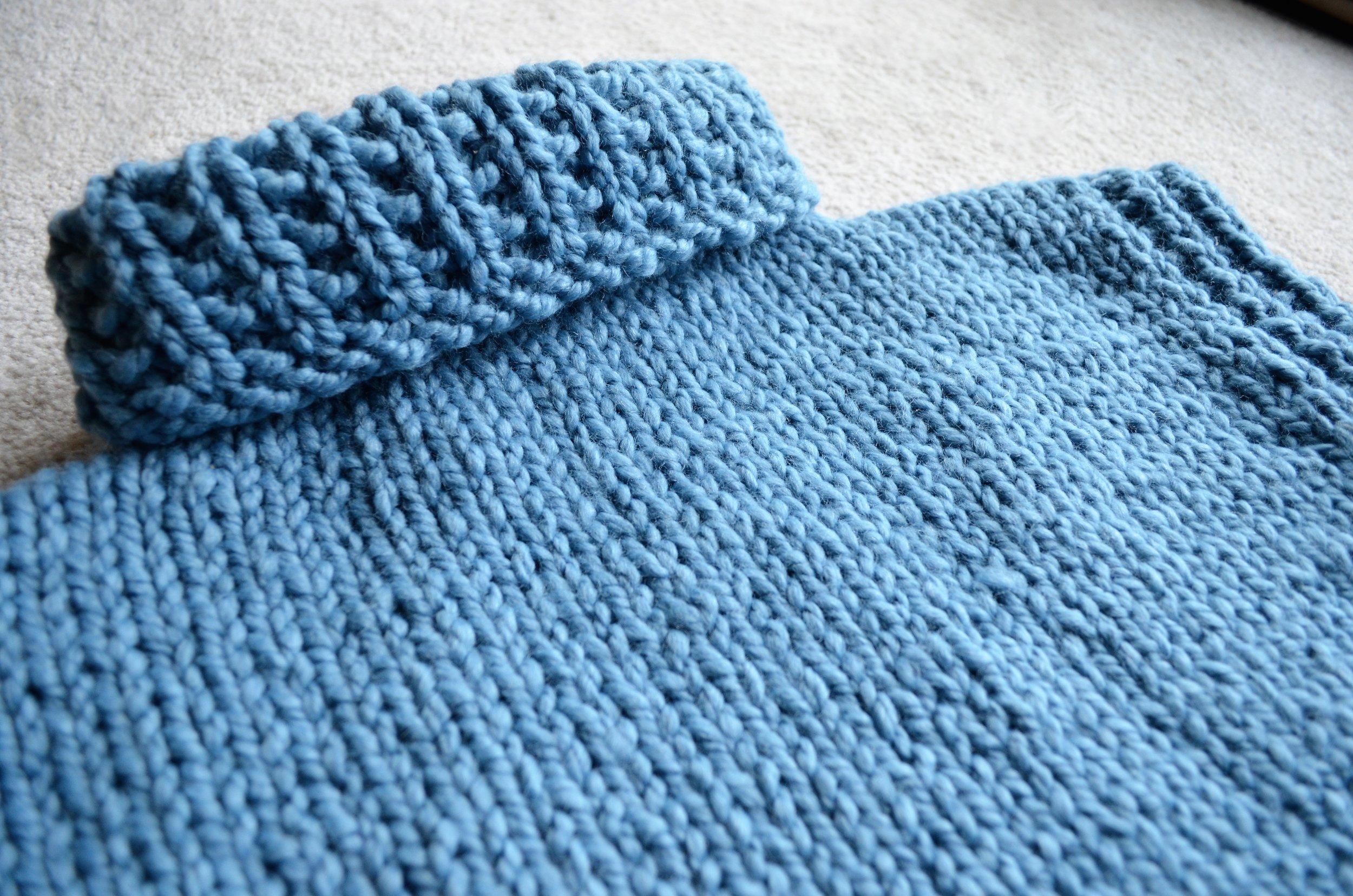 The Azul Pullover