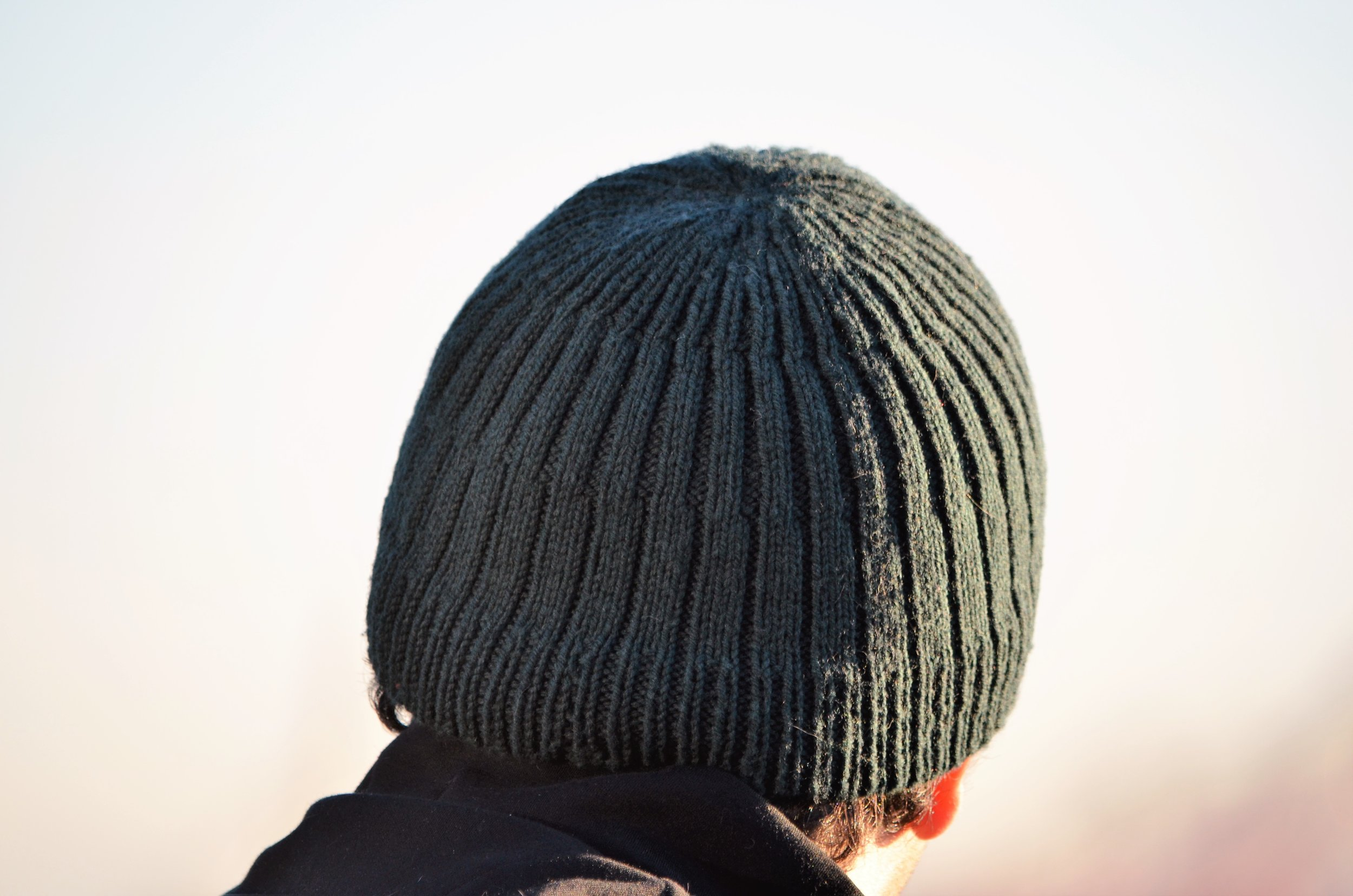 Brooklyn Tweed Men's Hat Knitting Pattern