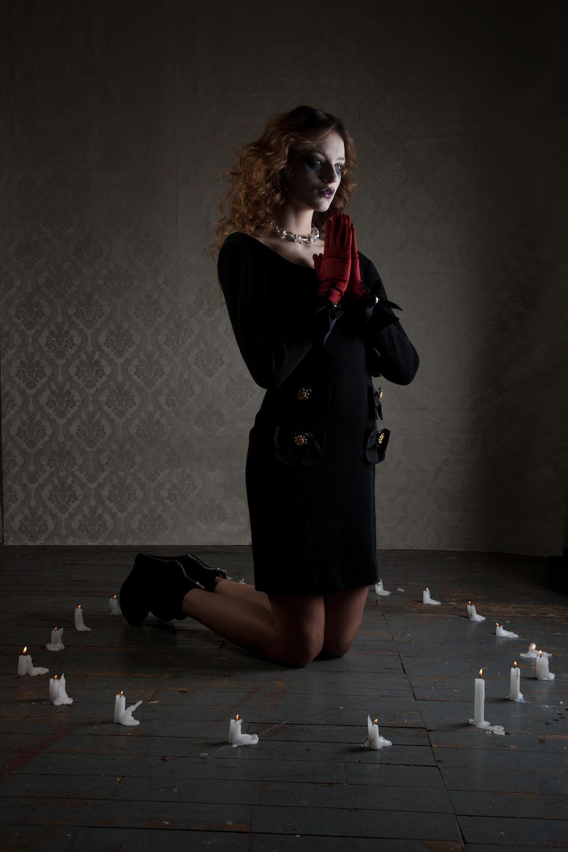Alison Brady for Bloginity - July 2012