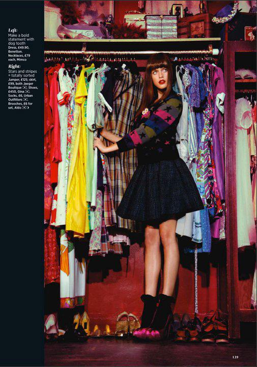Cosmopolitan UK Magazine - 2010