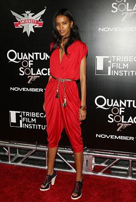 Liya Kebede Best dressed VOGUE Harpers - August 2011