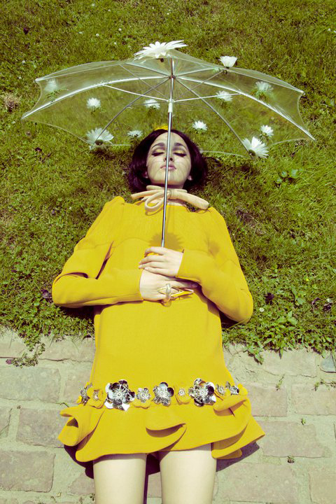 Vogue Mexico Magazine