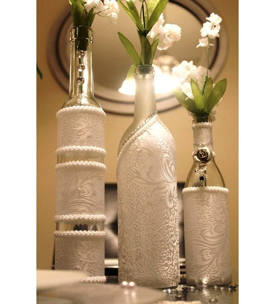 #5 Wedding Vases