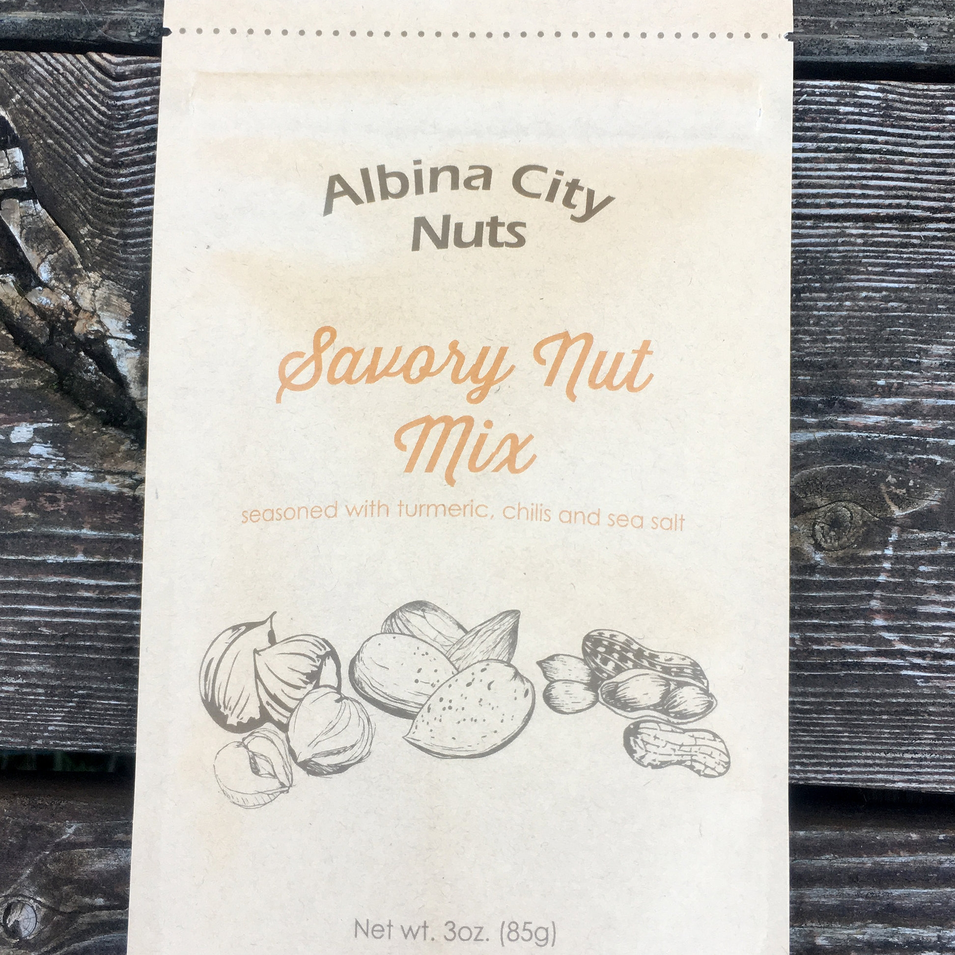 Albina City Nuts, Portland