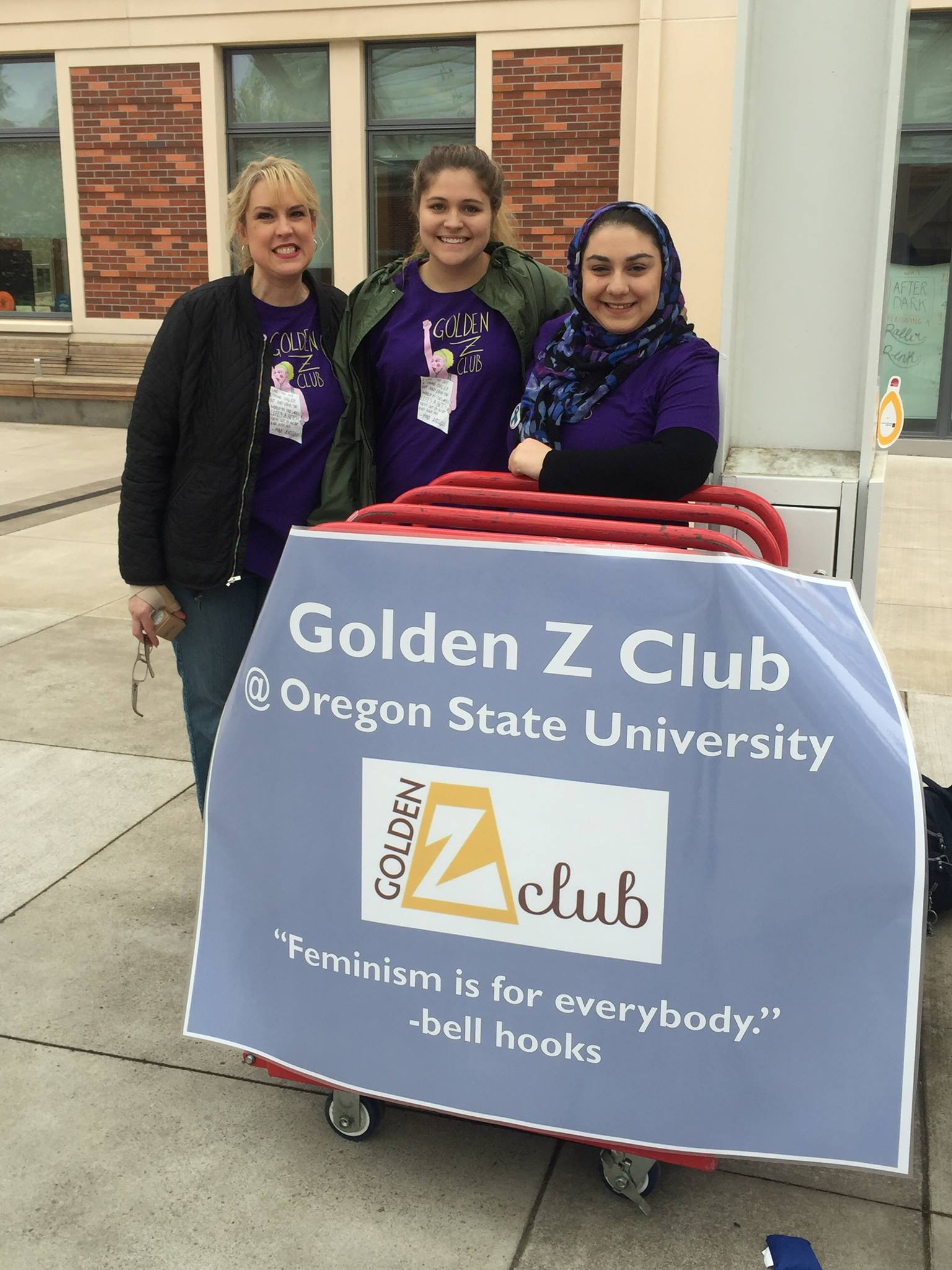 Golden Z Club Survivor Drive