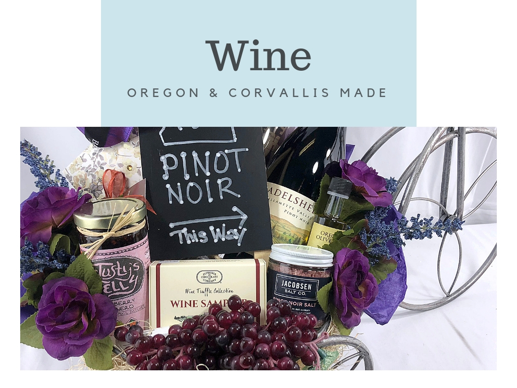 Oregon Wine Gifts