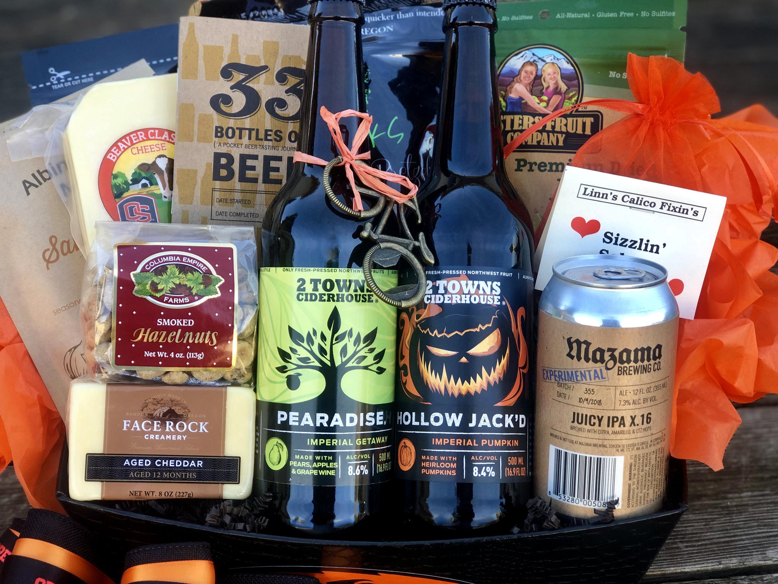 Oregon Cider and Beer